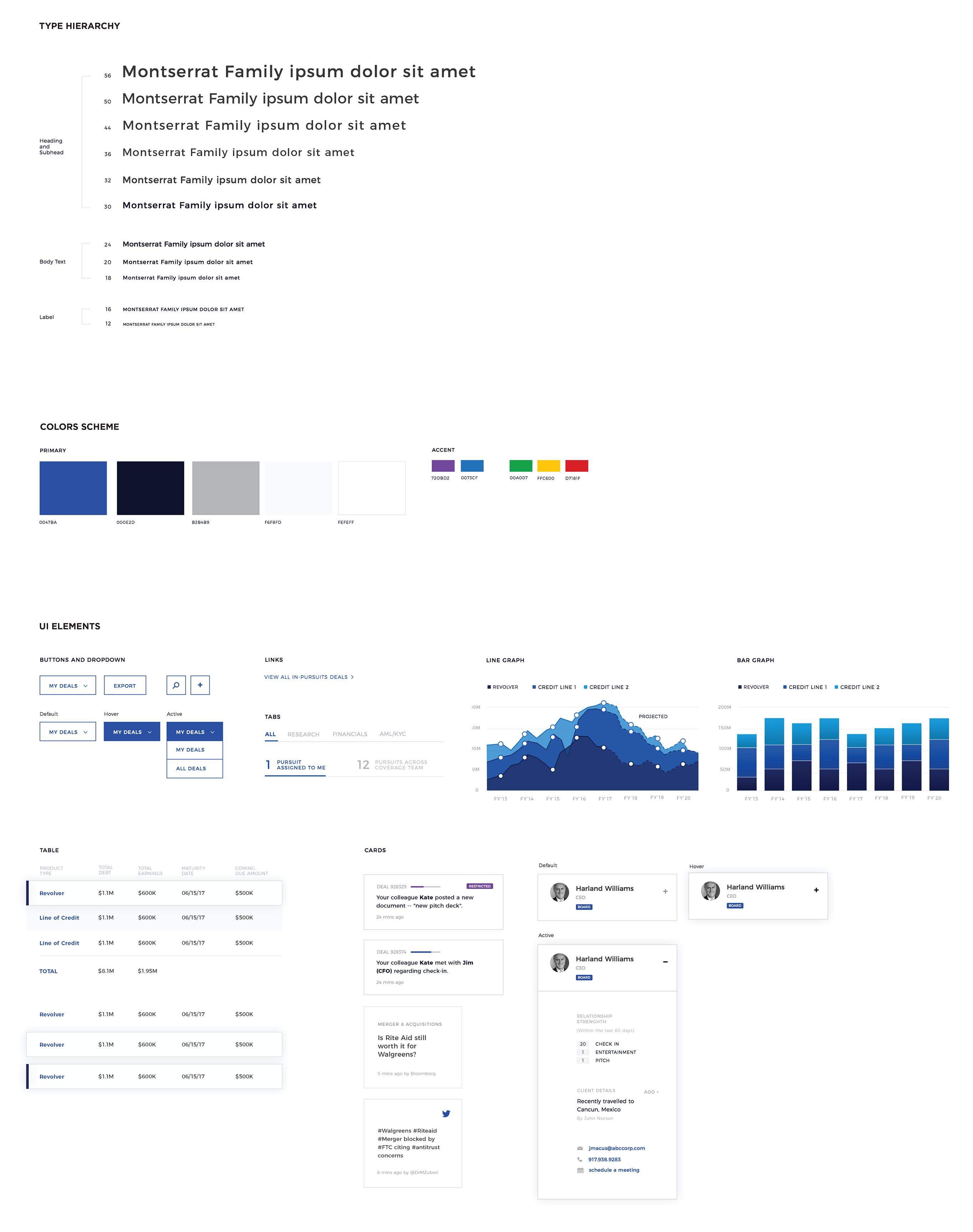 BAML design library