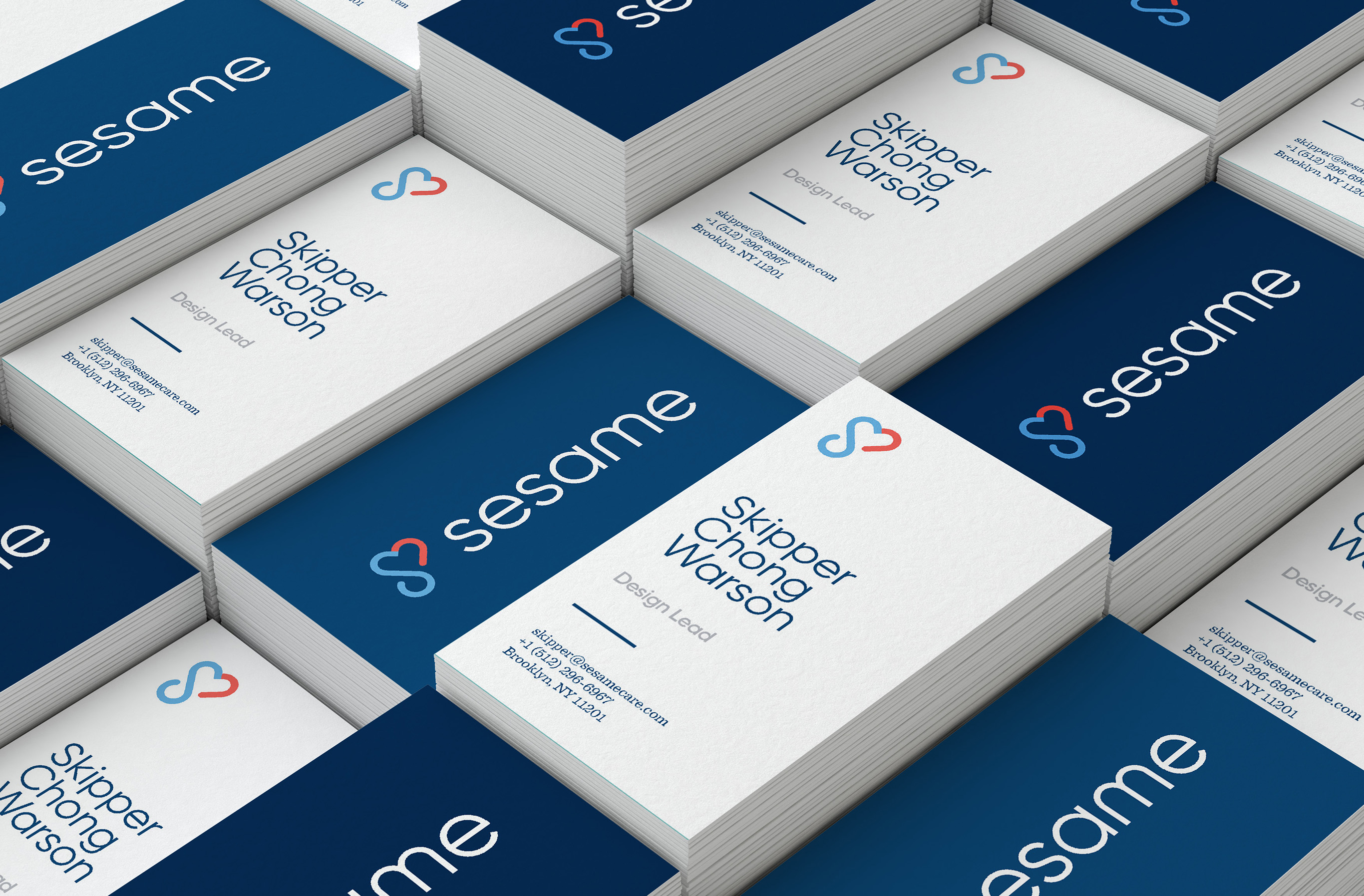 Sesame business cards